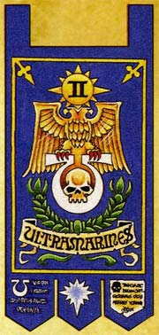 2nd Company banner