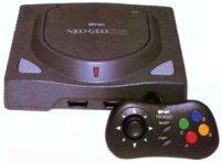 The Neo Geo CDZ