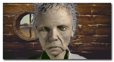 President Tandi, as she appears in Fallout 2
