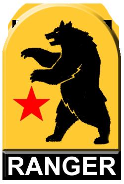 NCR Ranger Insignia
