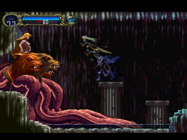 Castlevania: Symphony of the Night for the PlayStation