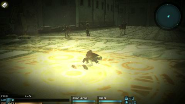 A character dying for a summon..