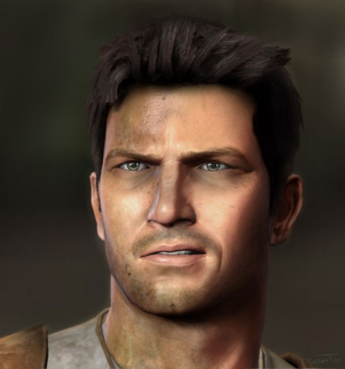 Nate in Uncharted: Drake's Fortune