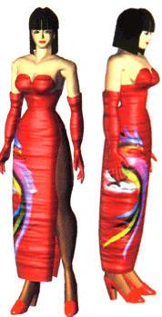 Anna's Tekken 1 appearance