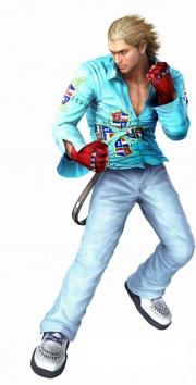 Steve in Tekken 5: Dark Resurrection