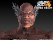 Heihachi in Tekken 4
