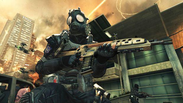 Black Ops 2 has a surprisingly deep story line