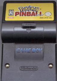 Pokemon Pinball with built-in rumble