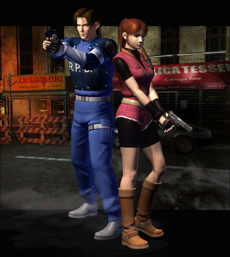 Loved Leon in 4, didn't know much about Claire going in. Huge fan of both now.