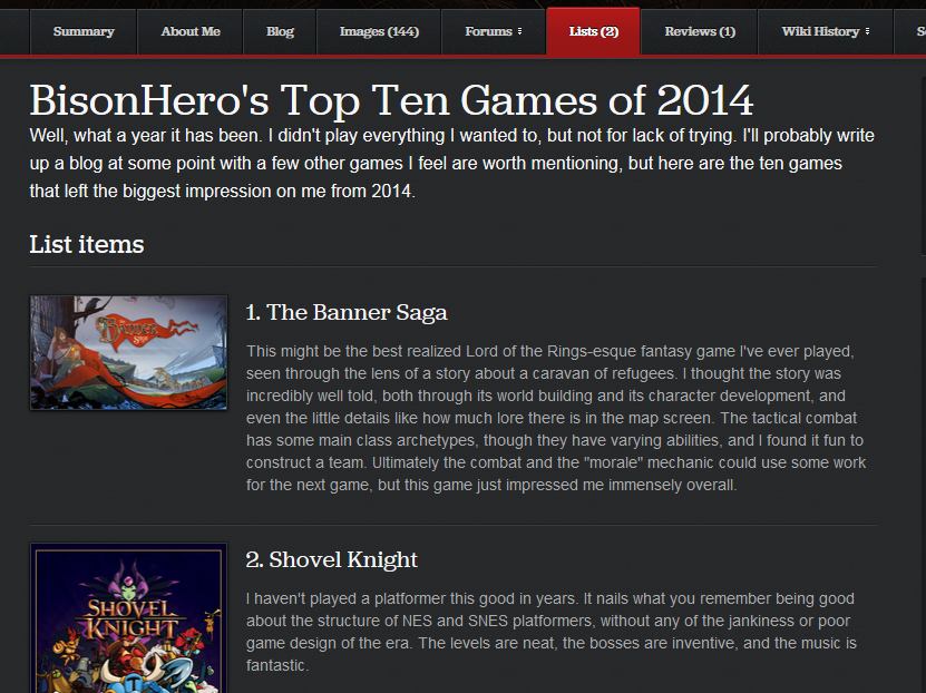 I know, right? I'm still baffled by how little mention it got for Best Story during GB Game of the Year talks.