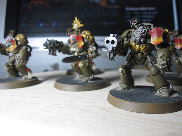 Halo Dragon Terminators