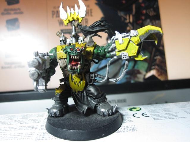 Ork Warboss