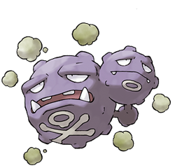 I don't know who Weezer is but here's a Weezing!