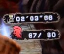 Timer and enemy counter shown.
