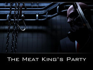 The meat kings party