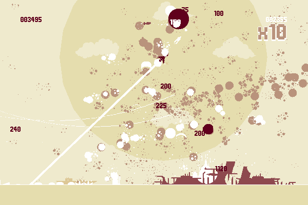 Luftrausers is a tremendously fun blend of intense shooting and deft aerial acrobatics.