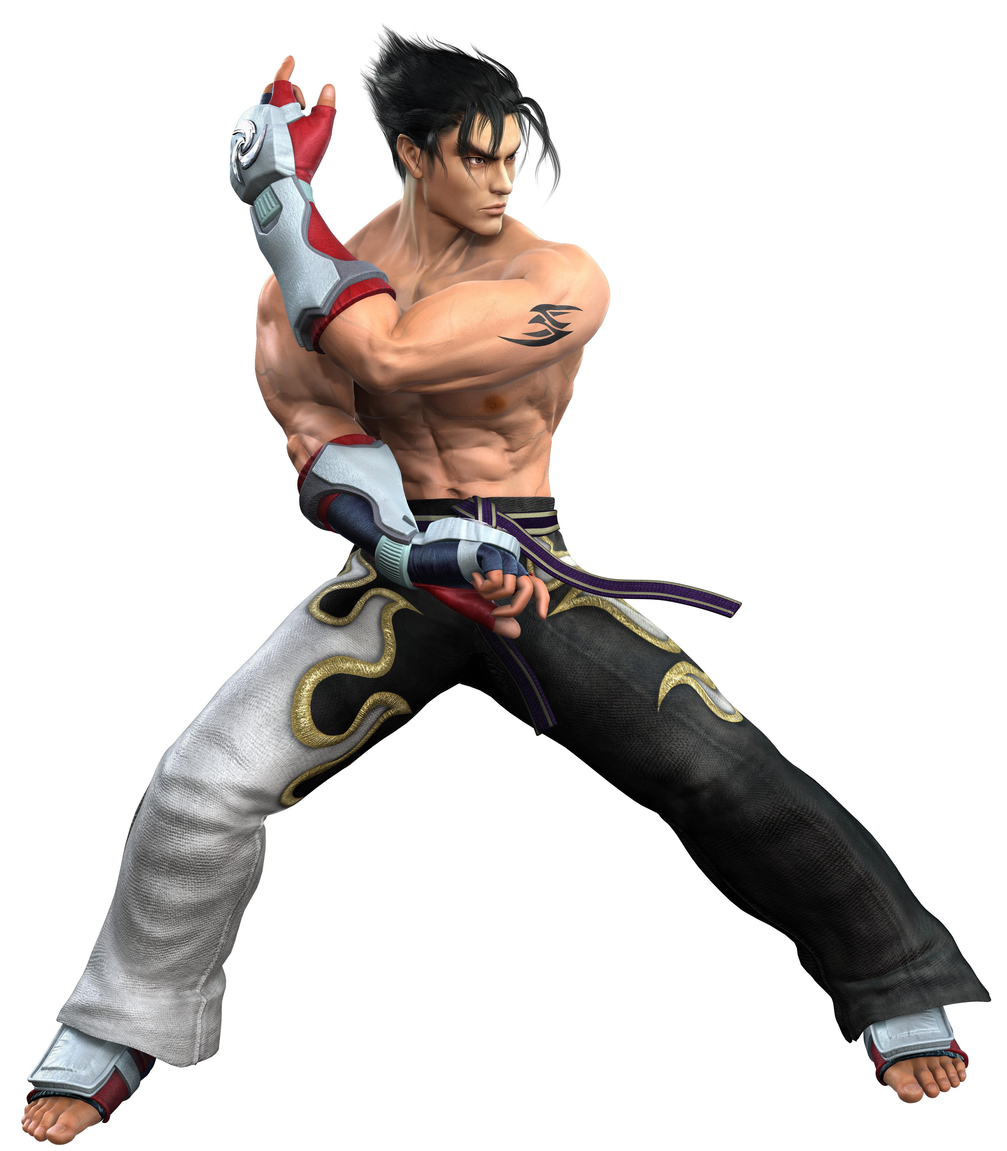 Kazama jin Jin