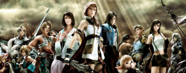 This is the only game with Final Fantasy in the title that I've played
