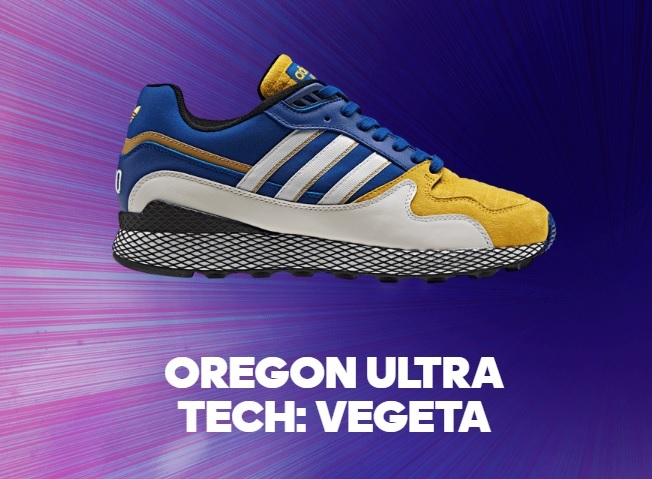 1) Vegeta. The prince of shoes
