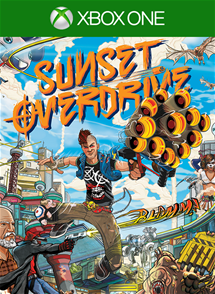 Hey you got Sunset Overdrive.