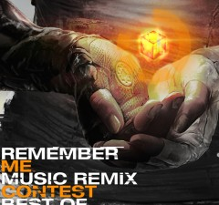 Front cover Remember Me Music Remix Contest - Best Of