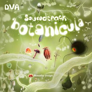 Front cover Botanicula Soundtrack.