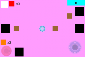 Early progress of LBDA from the GameSalad version.