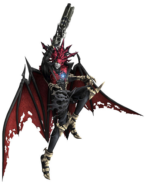 Chaos from Dirge of Cerberus: Final Fantasy VII