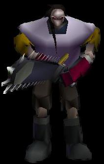 Hellmasker from Final Fantasy VII