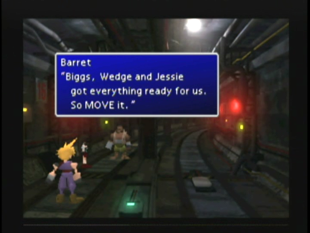 Since Square Enix doesn't feel like remaking Final Fantasy VII, maybe it's time to play it again.