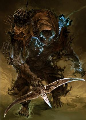 The Hunter, who stalks his prey in The Citadel