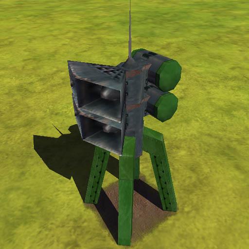 Sound Beam Tower