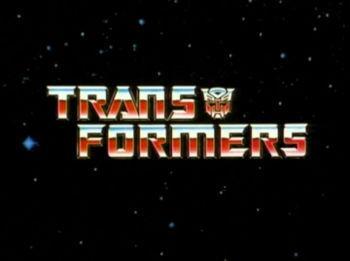 The original show's logo