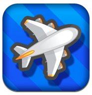 iPhone version of Flight Control