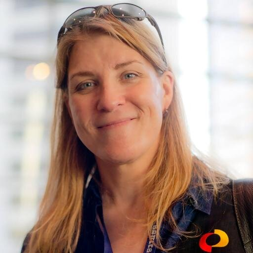 Kate Edwards, Executive Director of the International Game Developers Association.