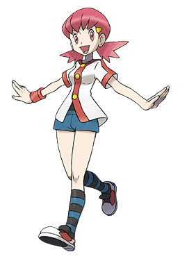 Whitney, the bane of most early-game trainers