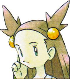 Jasmine in Pokemon GSC.