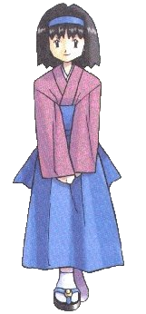 Erika's Original Design from Pokemon RBY.