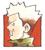 Lieutenant Surge's Original Design in Pokemon RBY.