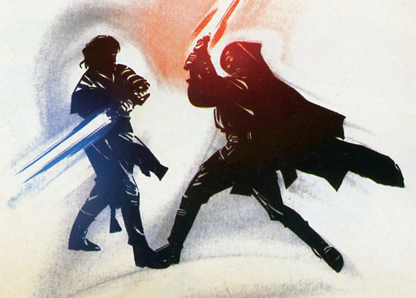 Jedi and Sith using Niman against each other.