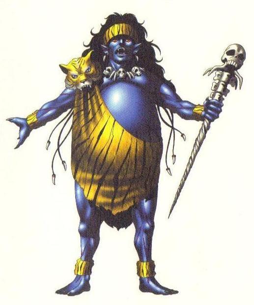 Baal Zebul.