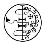 The seal of Asmodeus.