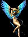 Angel from Devil Summoner.