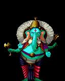 Ganesha in Devil Summoner.