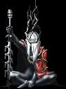Susano-O as he appears in Soul Hackers.