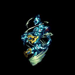 Apsu as he appears in Soul Hackers.