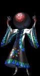 Kinmamon, as the deity appears in Soul Hackers.