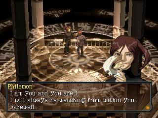 Philemon is Tatsuya!