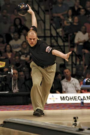 Pro Bowler Tommy Jones. One of only three bowlers in history to win both player of the year and rookie of the year in a career.