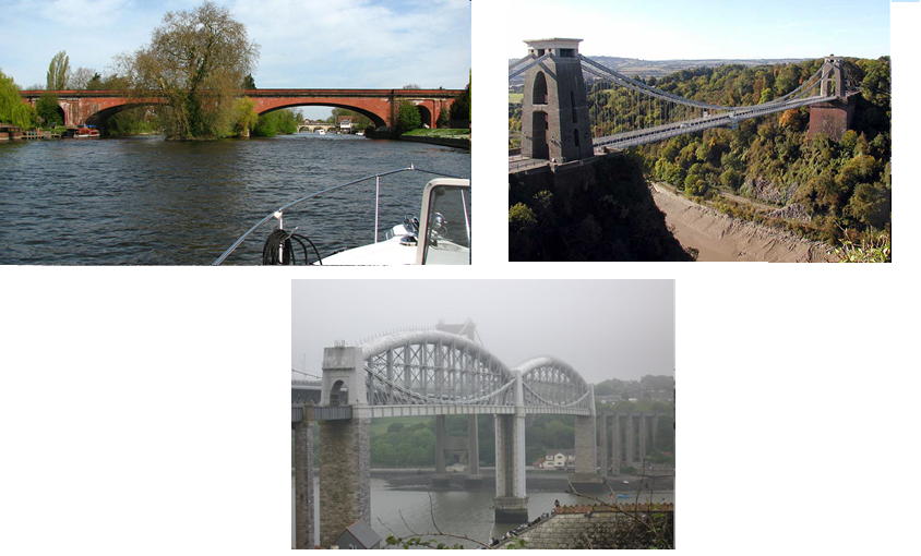 Most of Brunel's bridges exist to this day, requiring only minor renovations to remain in service